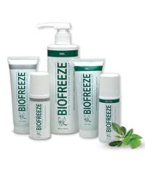 Image result for What is Biofreeze